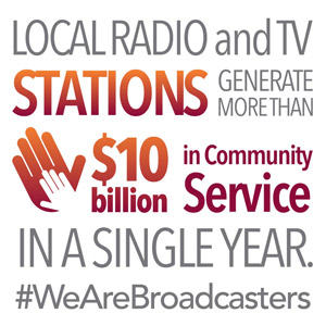 Who Are Broadcasters Infographic