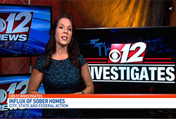 CBS12 Investigates: Sober Home Regulations